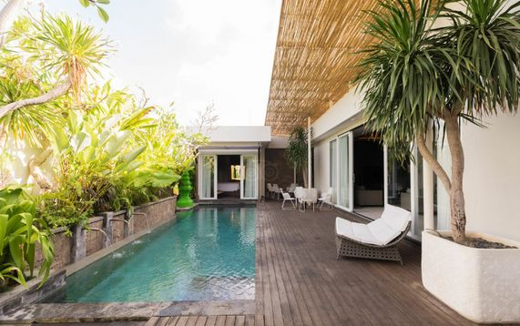 The only 3 bedroom villa at Seminyak you want to lodging at with your group members