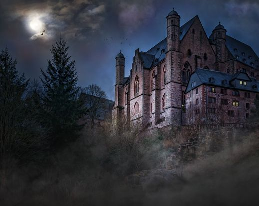 Visiting haunted destinations