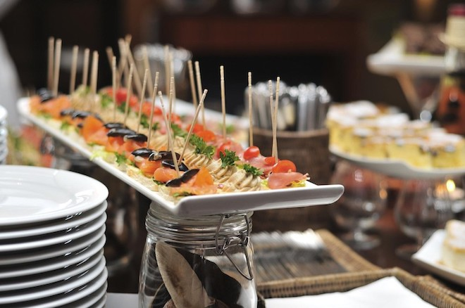 bali catering services