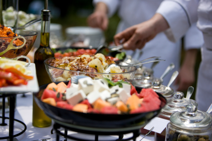 catering chef bali