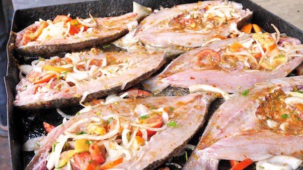 egyptian street food