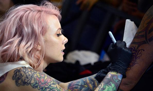 artist tattoo bali