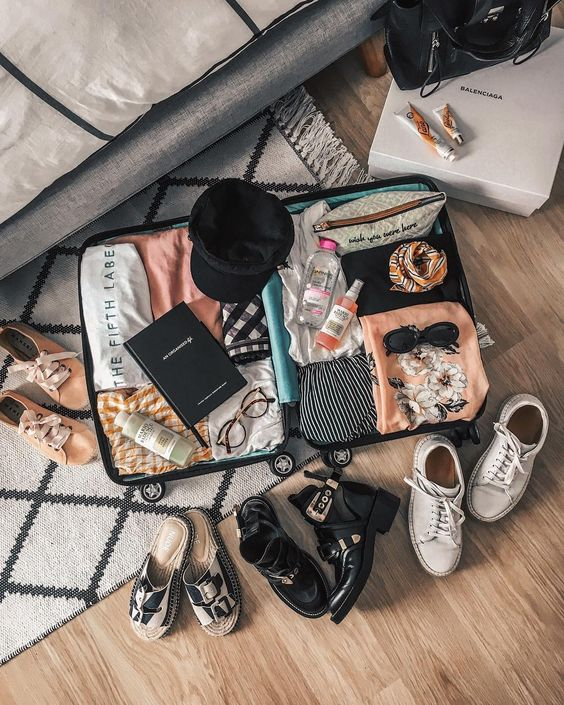 Things You Should Pack For Any Travel