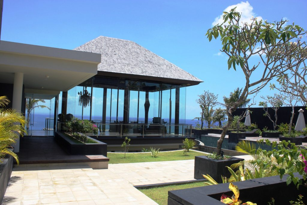 Villa Jimbaran Bali with amazing view
