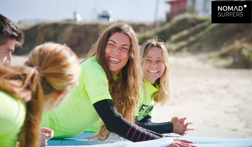 Girls Guide to Surf Camp Spain