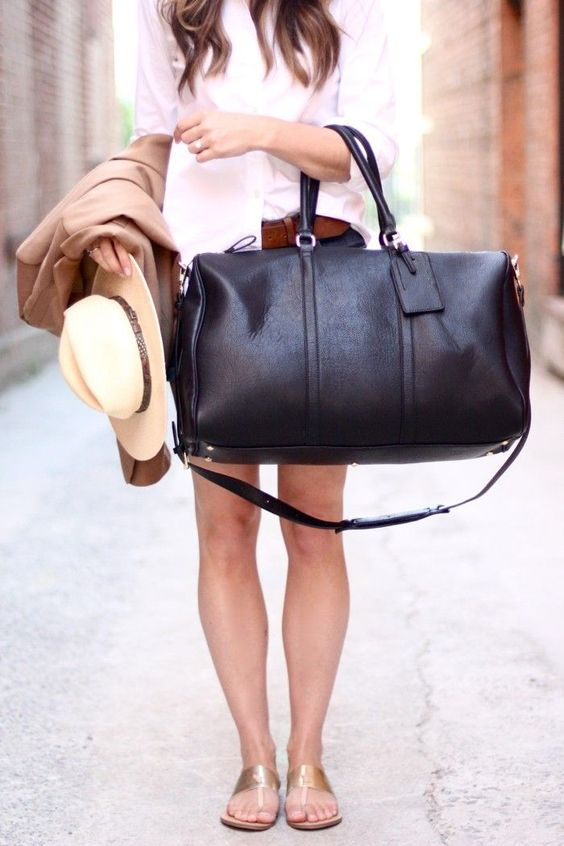 Making Your Travel Purse Less Heavy