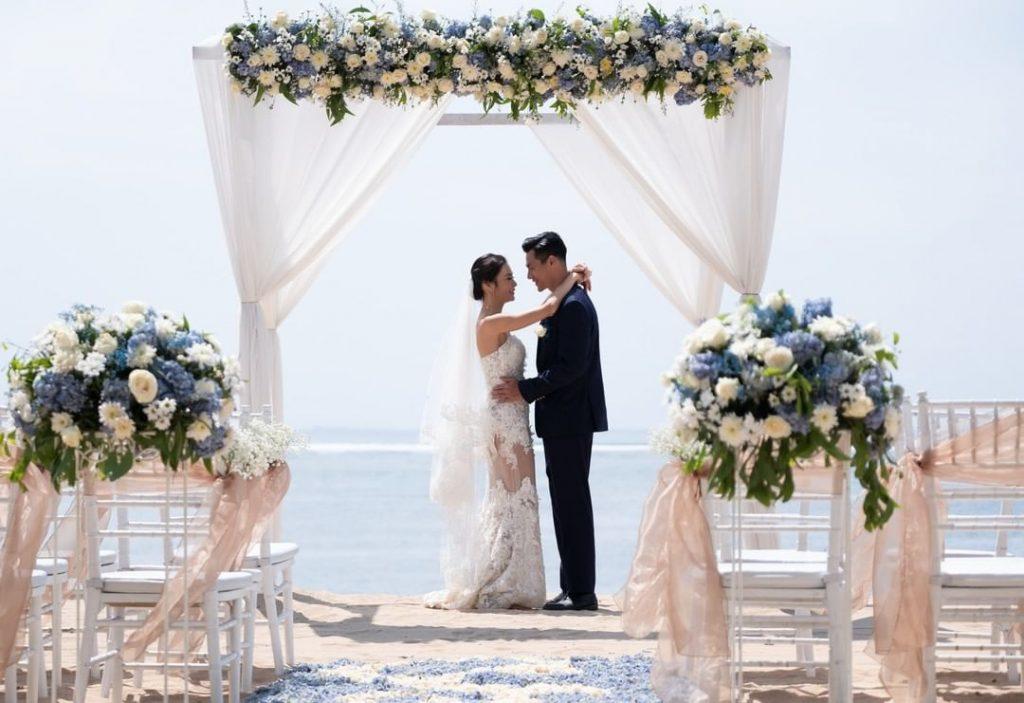 Wedding in Nusa Dua Beach Resort During the Pandemic