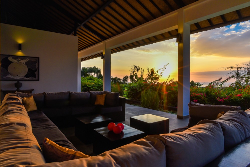 Bali Villas Living Room