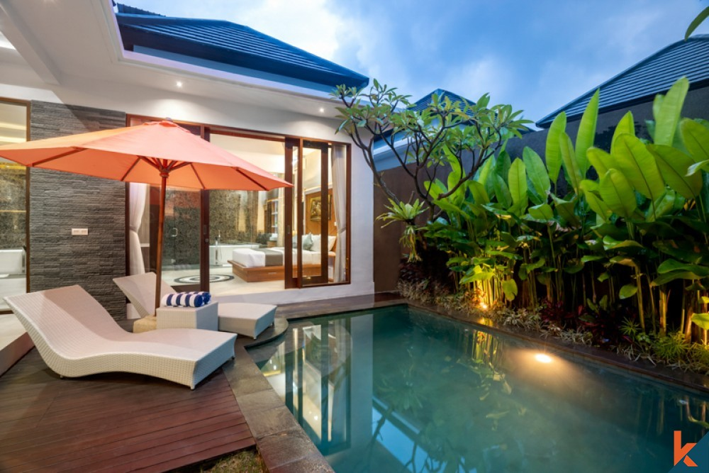 2 Bedroom Villa in Seminyak for A Stay You'll Never Forget