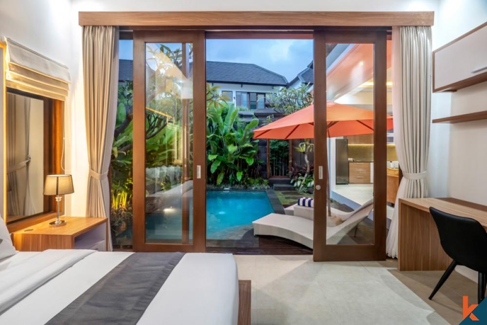 Top pick for the best 2-bedroom villa in Seminyak