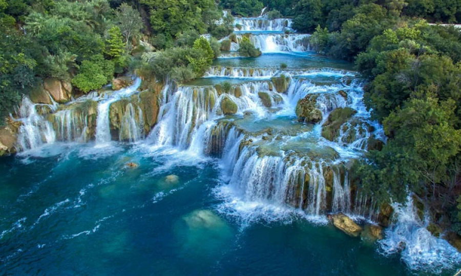 Krka National Park in Croatia, the most gorgeous places on earth