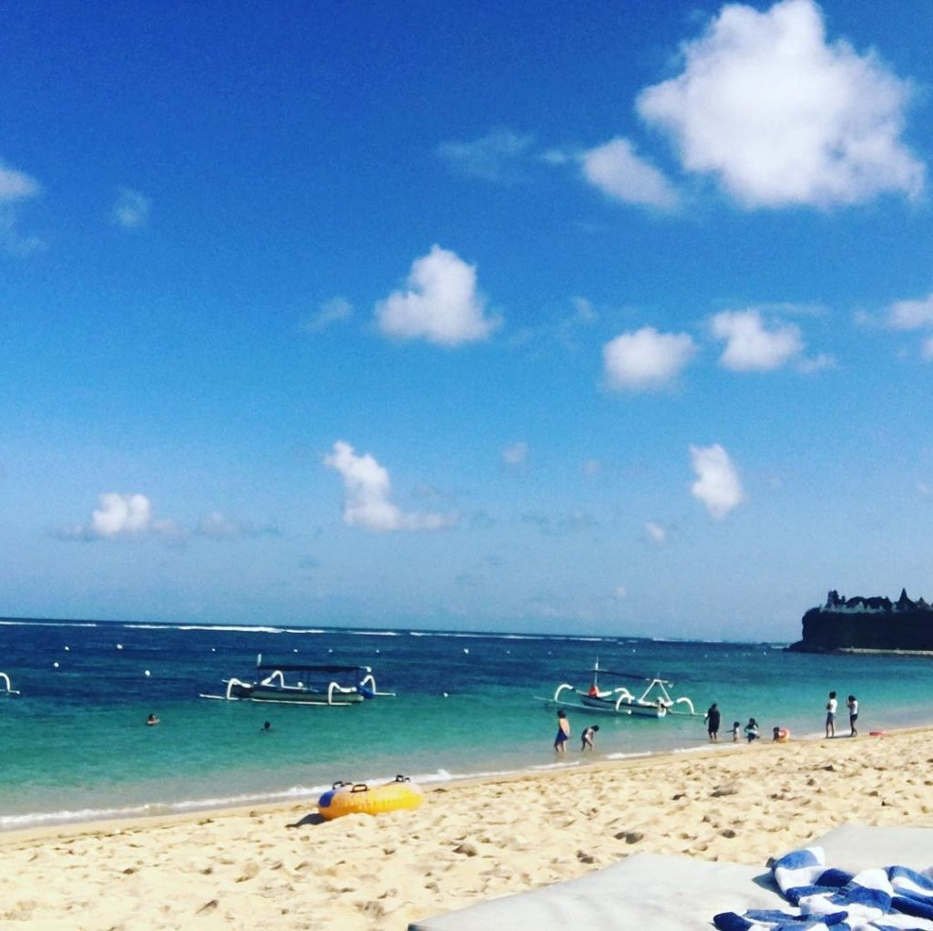 Five ideas to do in Nusa Dua Bali and what to do in your villa in the meanwhile